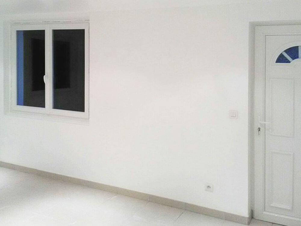91100 Corbeil-Essonne-Fenêtres et porte d'entrée en PVC
